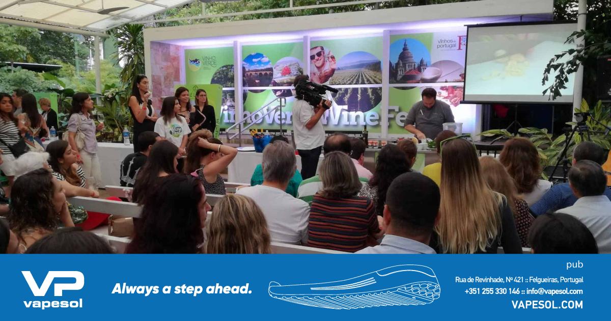 Vinhos Verdes de Felgueiras partem à conquista dos consumidores do Rio de Janeiro - Felgueiras Magazine