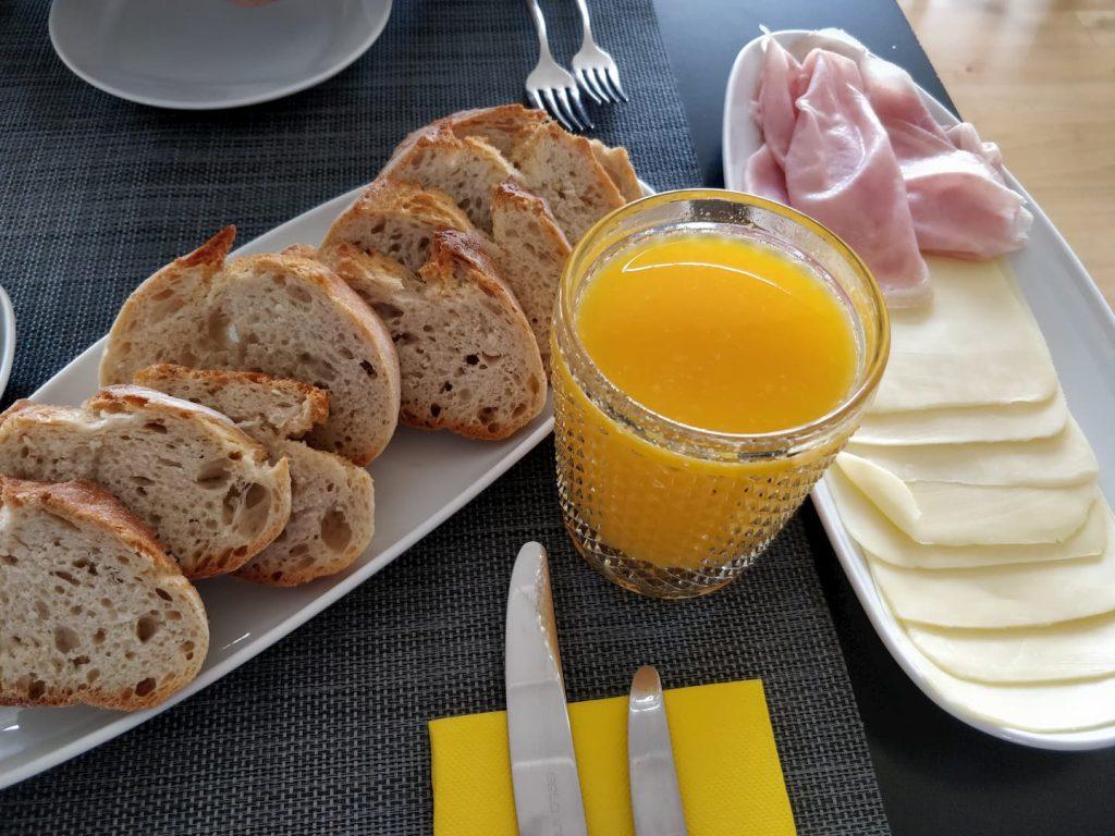 Hotel Medieval de Penedono – Pequeno Almoço