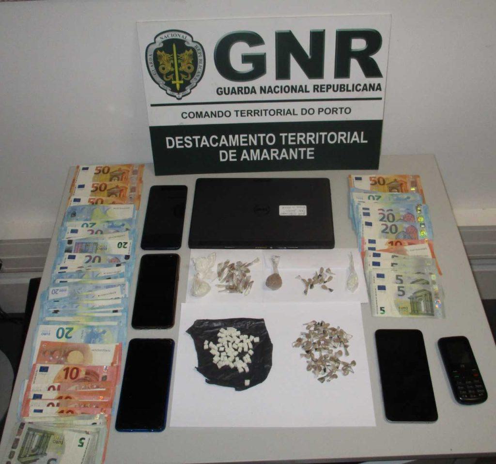 prisão preventiva por tráfico de droga