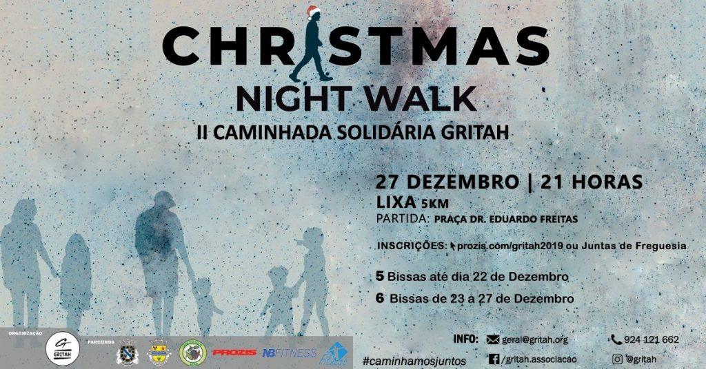 CHRISTMAS NIGHT WALK