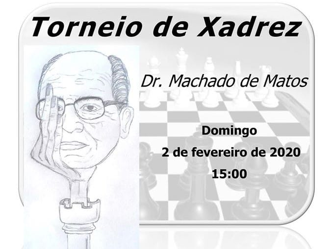 Torneio de Xadrez Dr. Machado de Matos