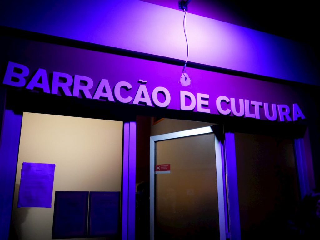 Barracão de Cultura 2