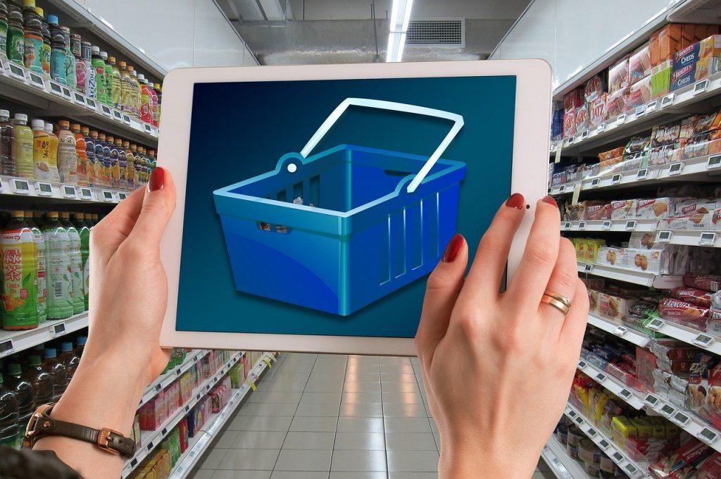 supermercado ecommerce