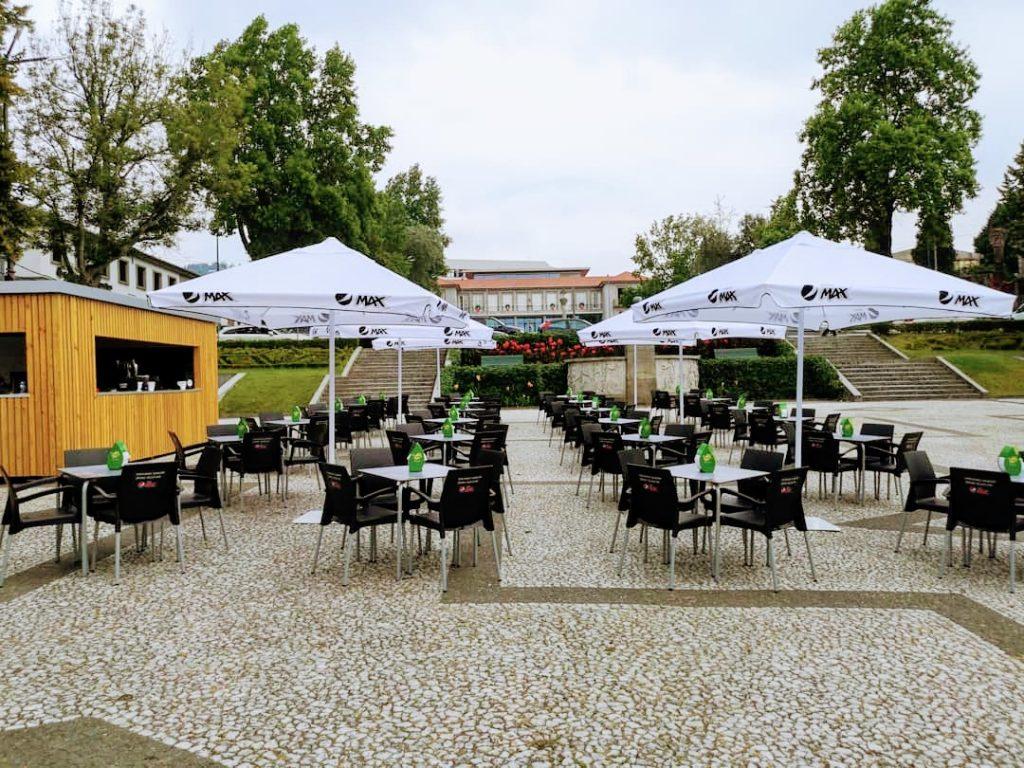 Esplanada jardim praça da república