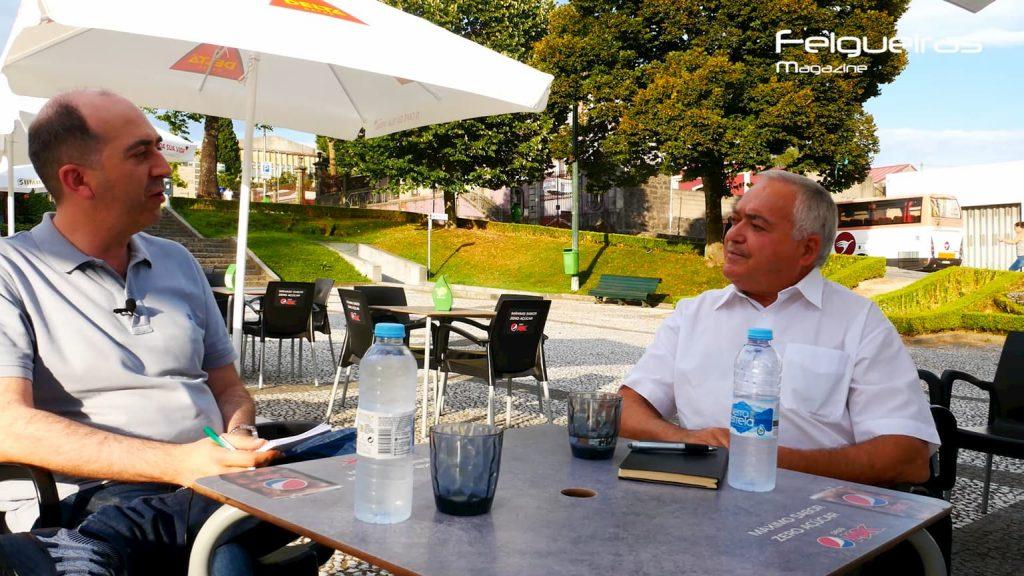 Entrevista José Campos, presidente da assembleia Municipal