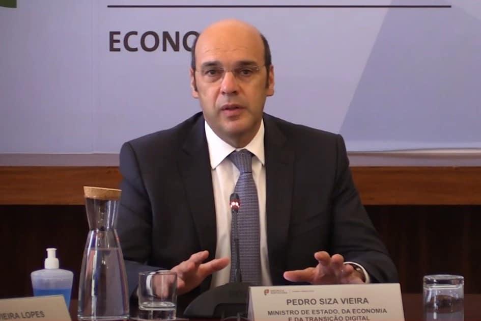 Pedro Siza Vieira Ministro da Economia