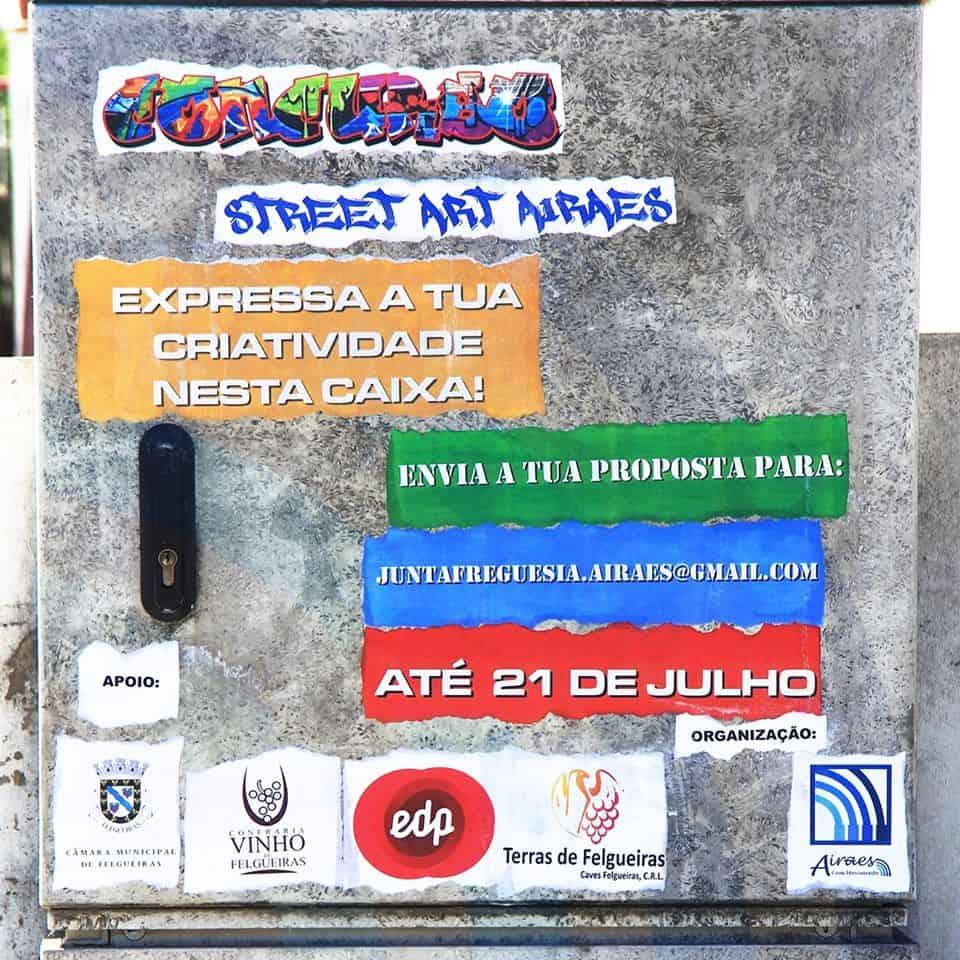 Street Art Airães