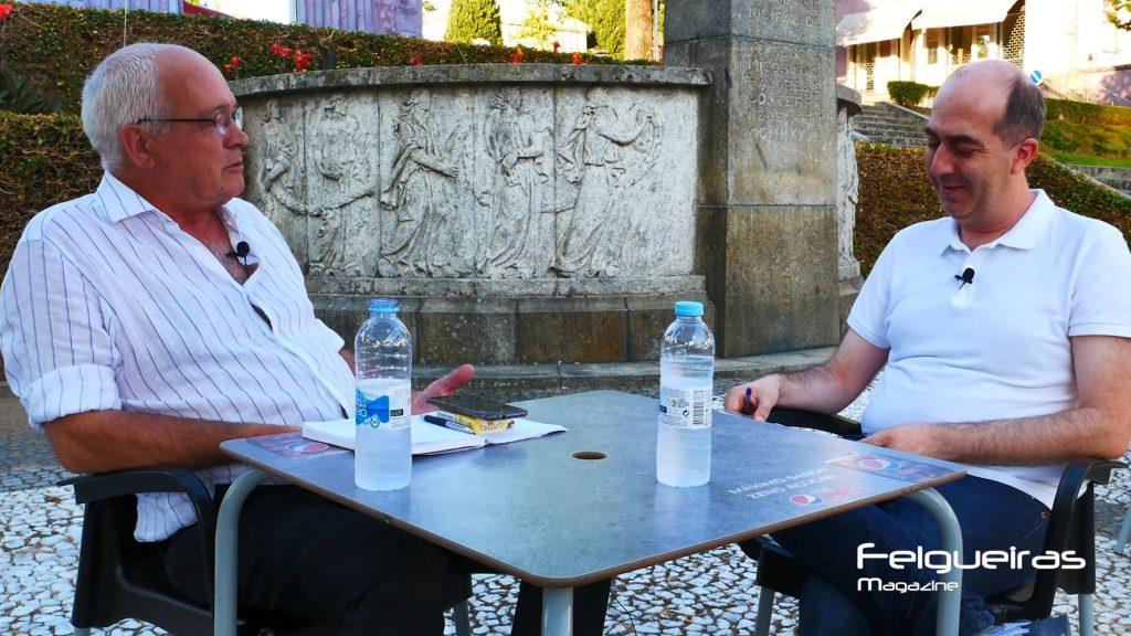 Conversa com o Emídio Monteiro, presidente da Associação Empresarial de Felgueiras