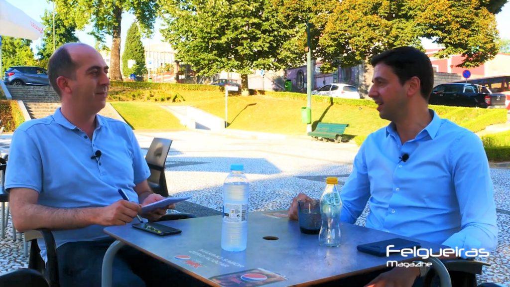 Entrevista com Leonel Costa, presidente do Futebol Clube de Felgueiras