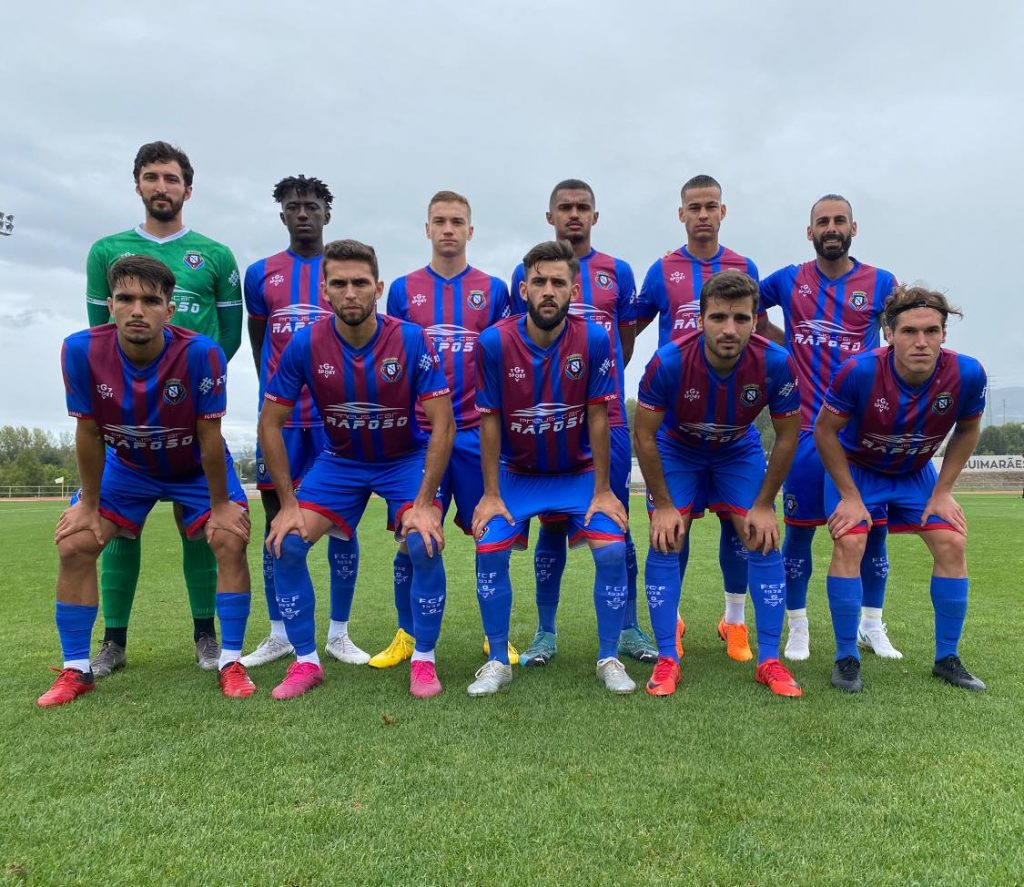 FC Felguerias vs guimarães