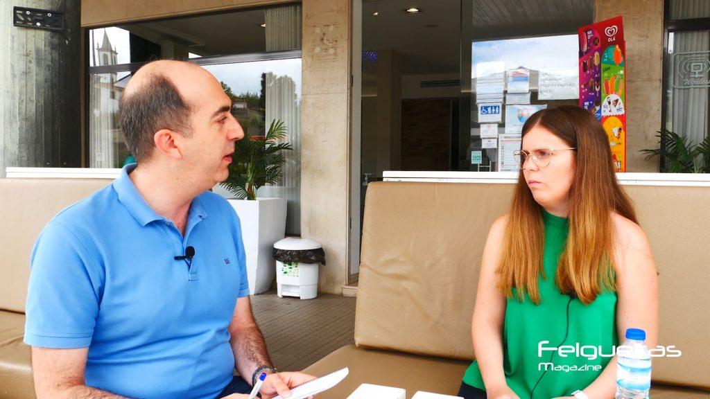 À conversa com Ana Ferreira, Engenheira do Ambiente.