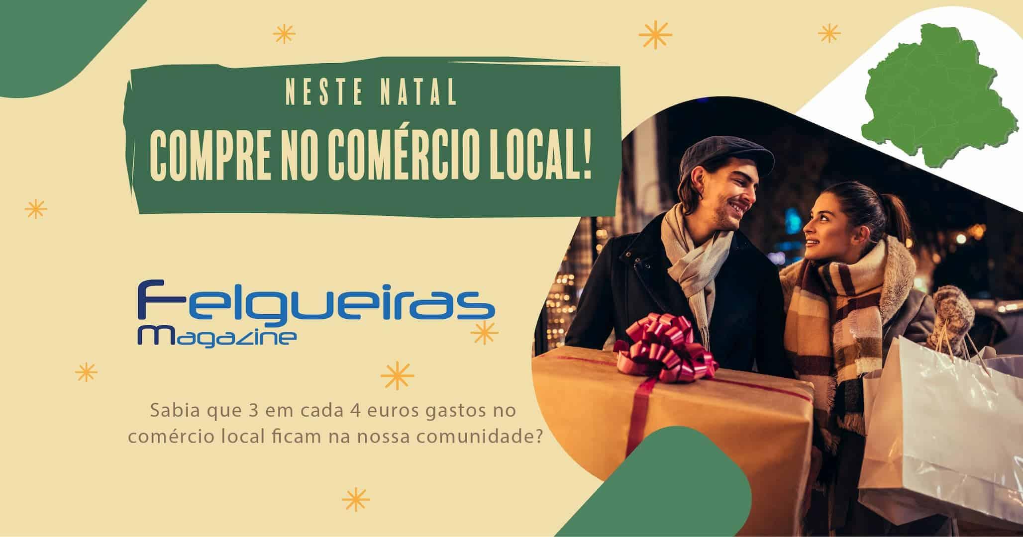 Promova o seu negócio no Felgueiras Magazine - notícia