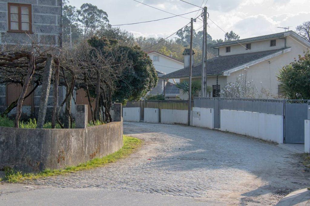 Ampliação da rede de saneamento nas freguesias de Refontoura, Airães e Pedreira