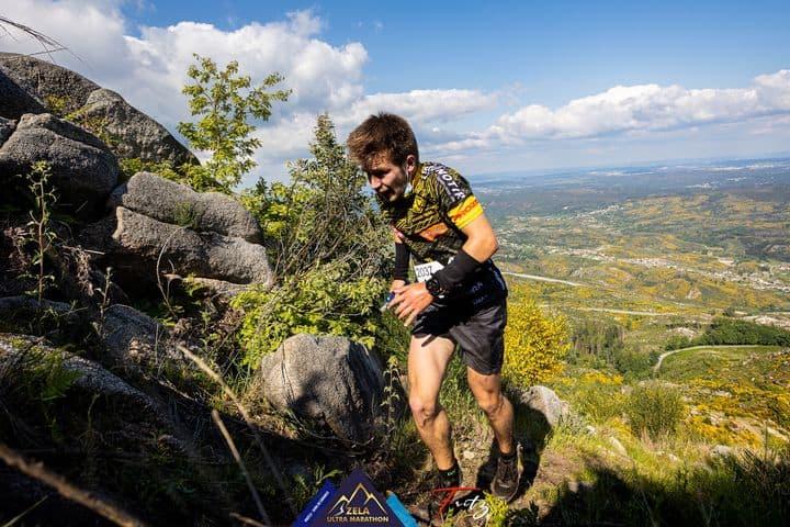 Eurico Pereira, atleta felgueirense, esteve em destaque no Zela Vertical Race