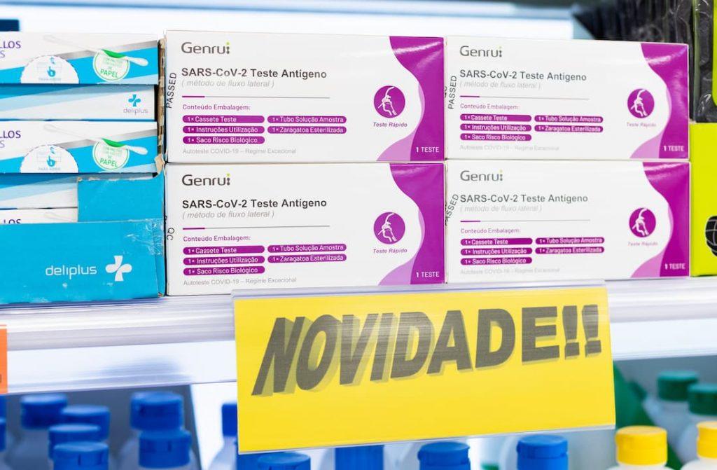 Mercadona Testes Rápidos Antígenos