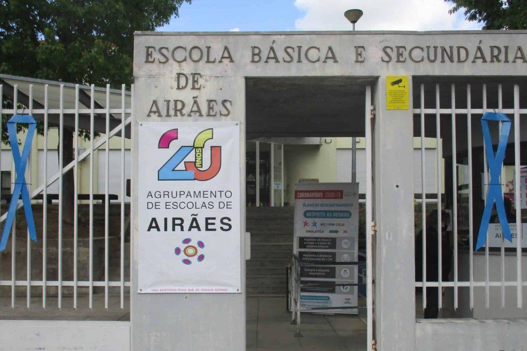 Agrupamento de Escolas de AIRÃES