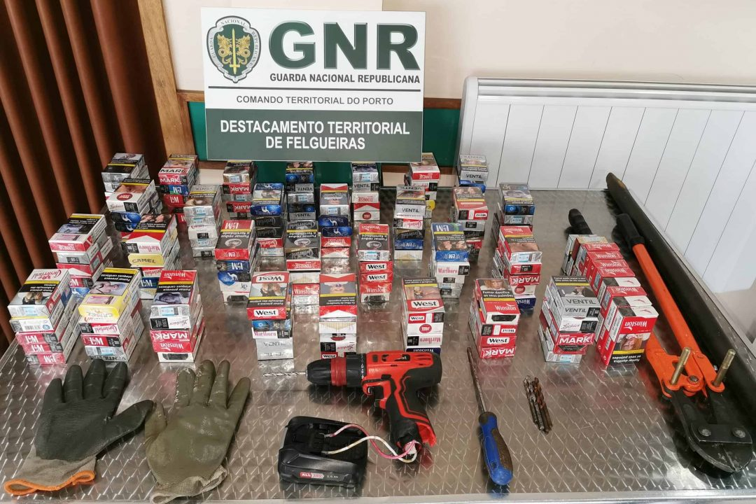 GNR _ Apreensão