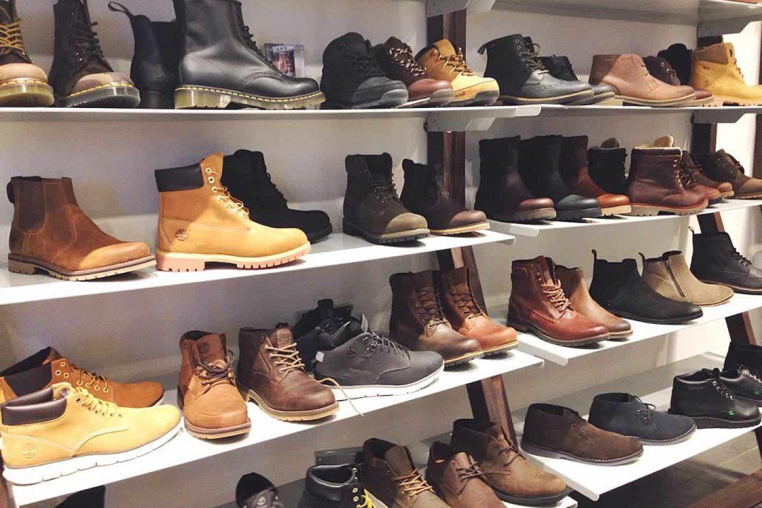 Exportações de calçado com quebra de 8,5% no 1º trimestre de 2021.