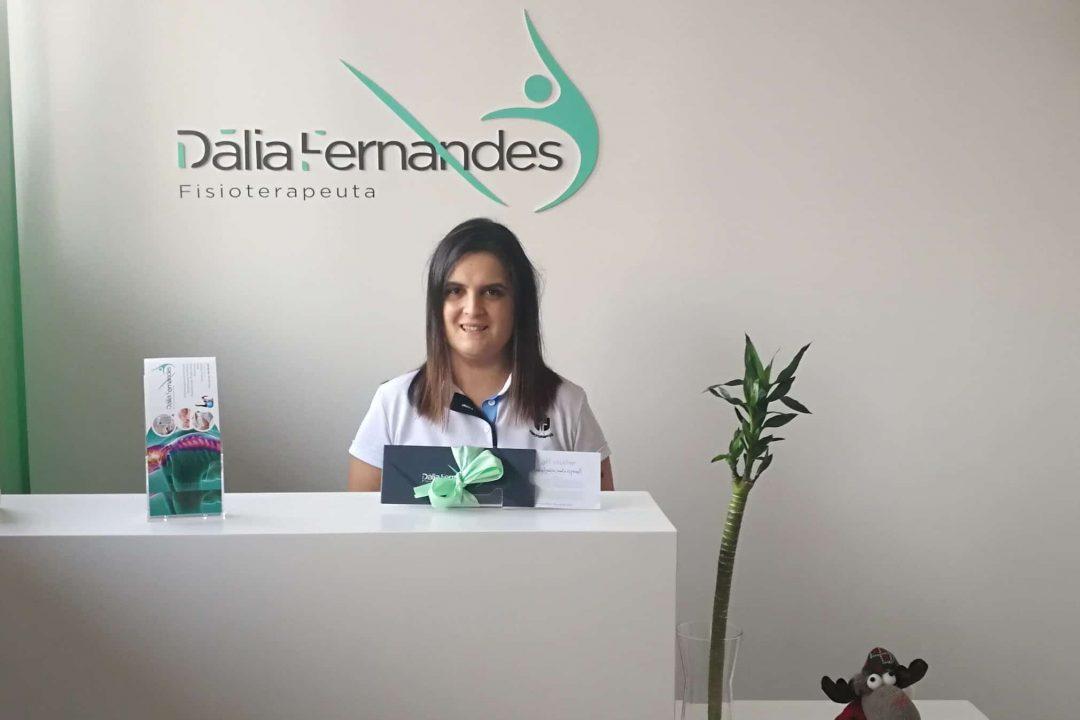 Gabinete de Fisioterapia Dália Fernandes 1