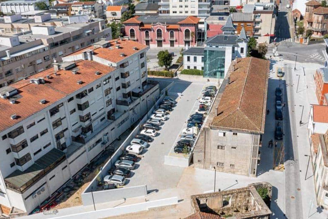 Novo Parque de Estacionamento de Felgueiras já abriu ao público