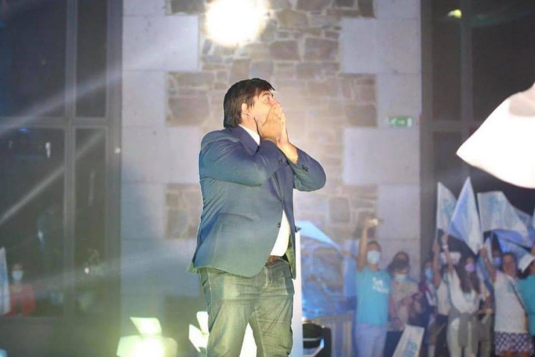 Nuno Fonseca reeleito com larga maioria