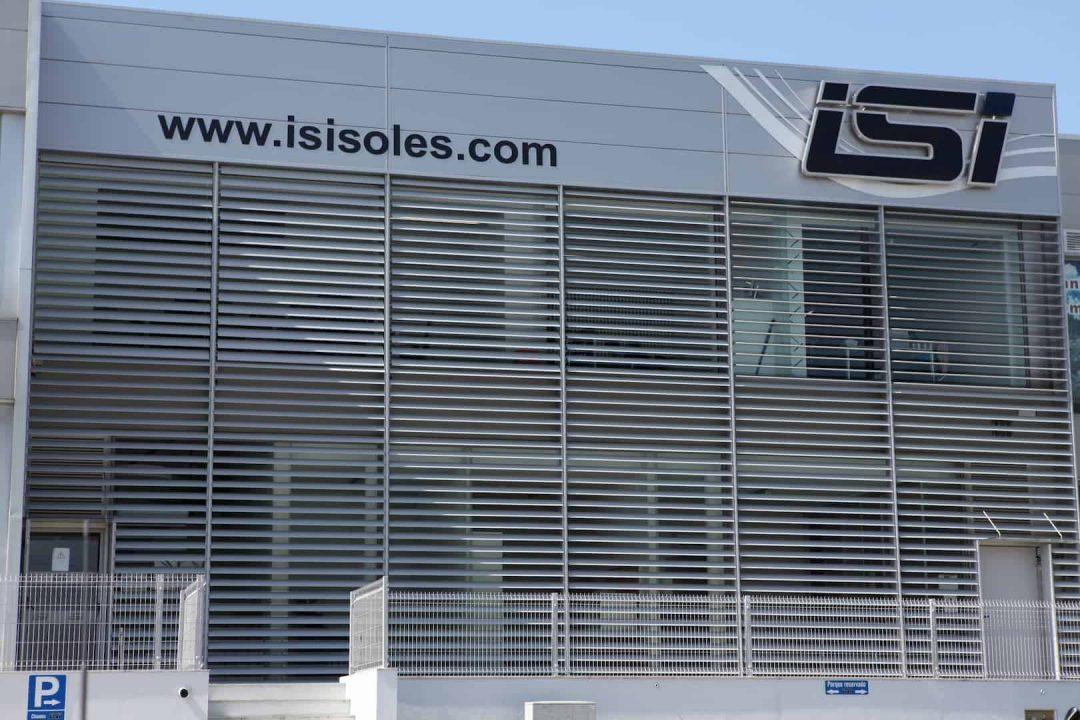 O processo de reciclagem foi desenvolvido pela ISI Soles