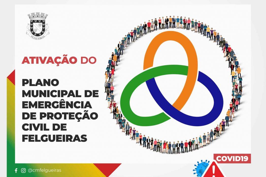 Plano Municipal de Emergência de Proteção Civil de Felgueiras