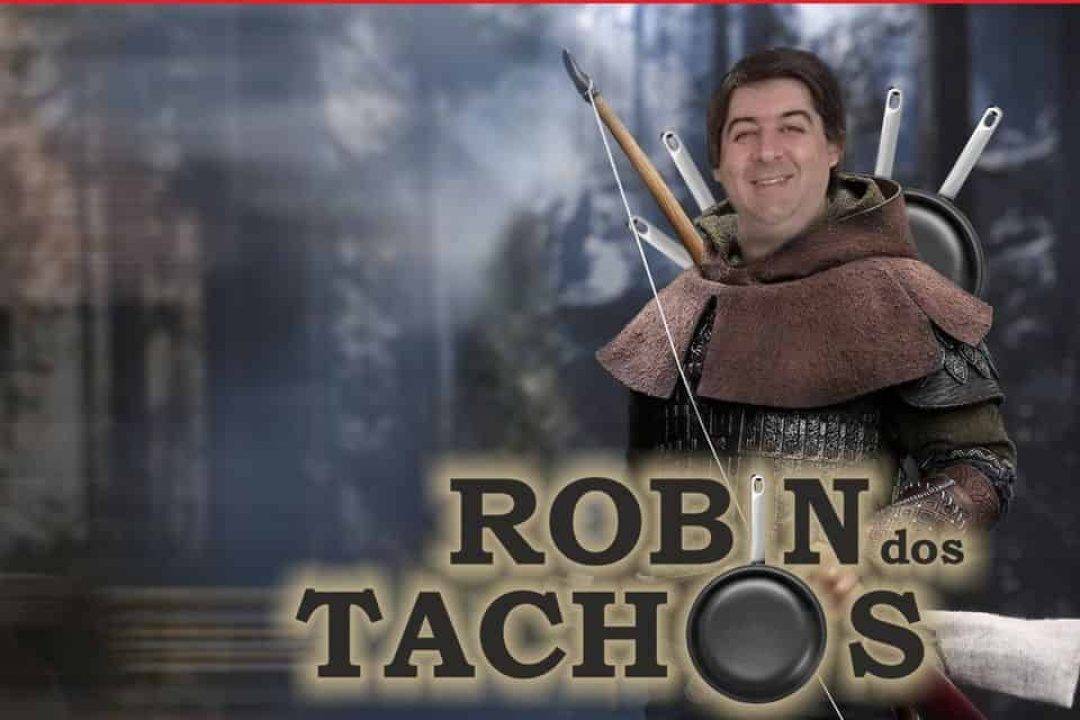 Robin dos tachos Nuno Fonseca Câmara de Felgueiras