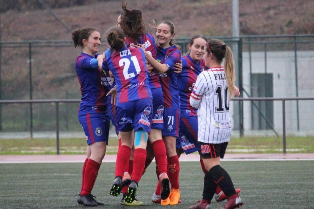 equipa feminina do FC Felgueiras