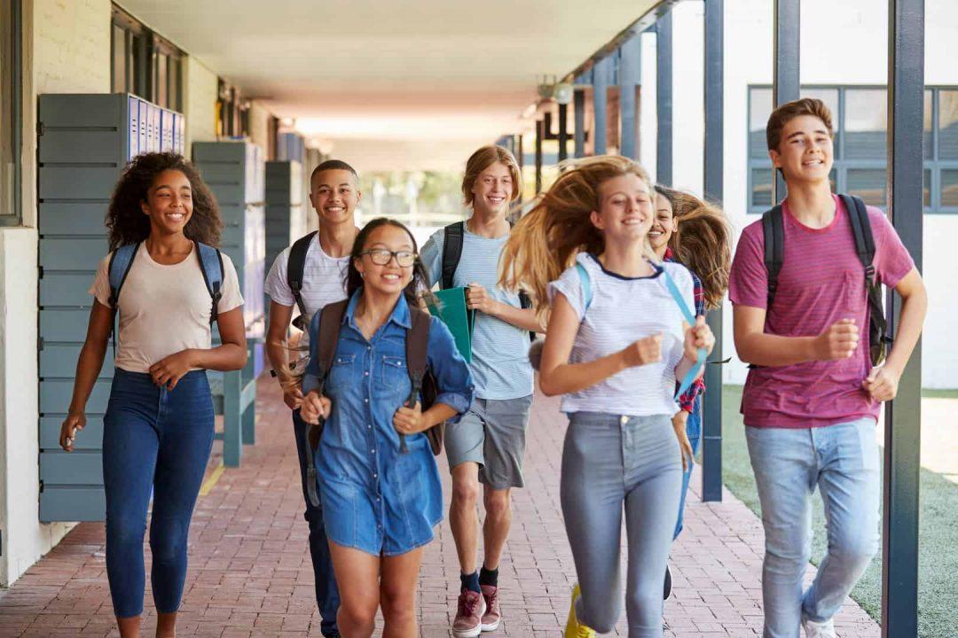teenager-school-kids